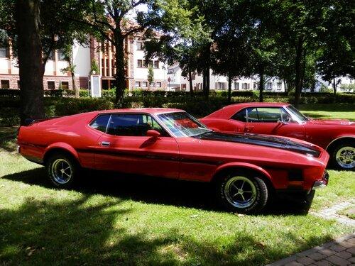Ford Mustang Boss 351 1969 года