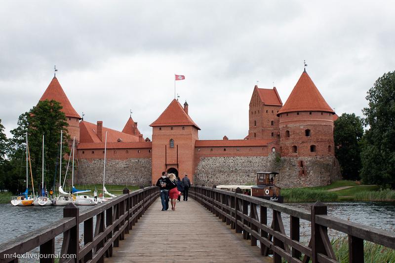 Тракайский замок