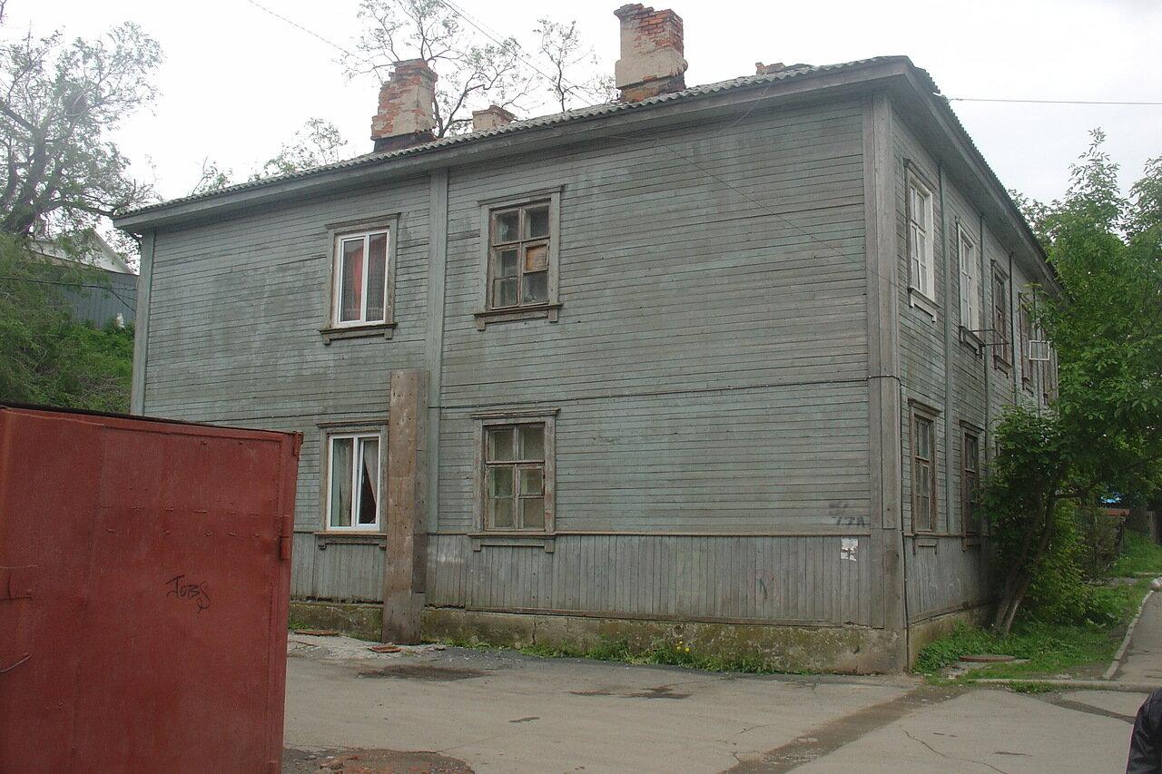 Владивосток, Крыгина