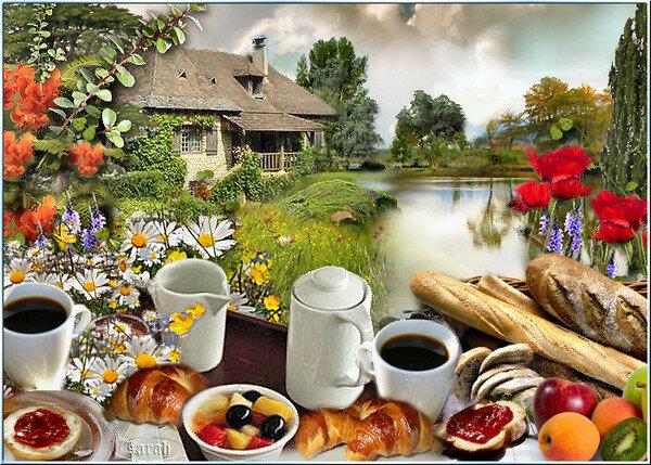 пожелание доброго утра в деревне картинки чтобы пропускать самые