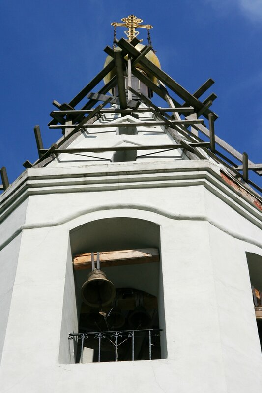 Батюшково, Колокольня Никольского храма