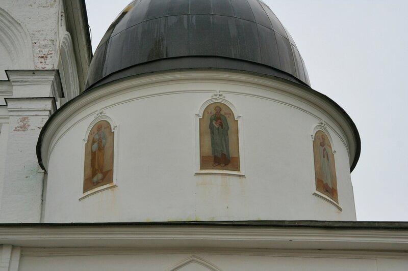 Дмитров, Успенский собор. Деталь