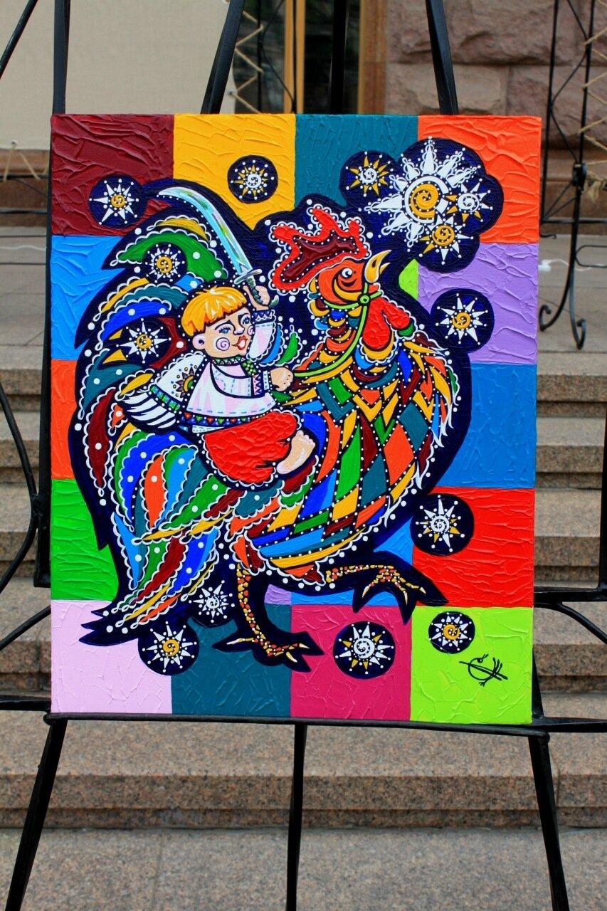 Фольклорная живопись