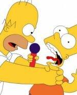 Гомер Симпсон - песни, видеоролики!