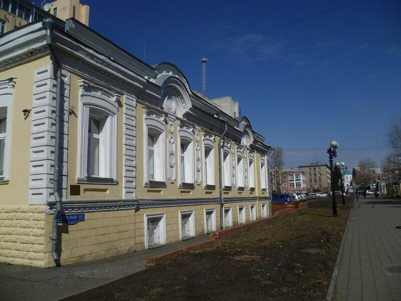 Омск, улица Тарская (Omsk, street Tarskaya)