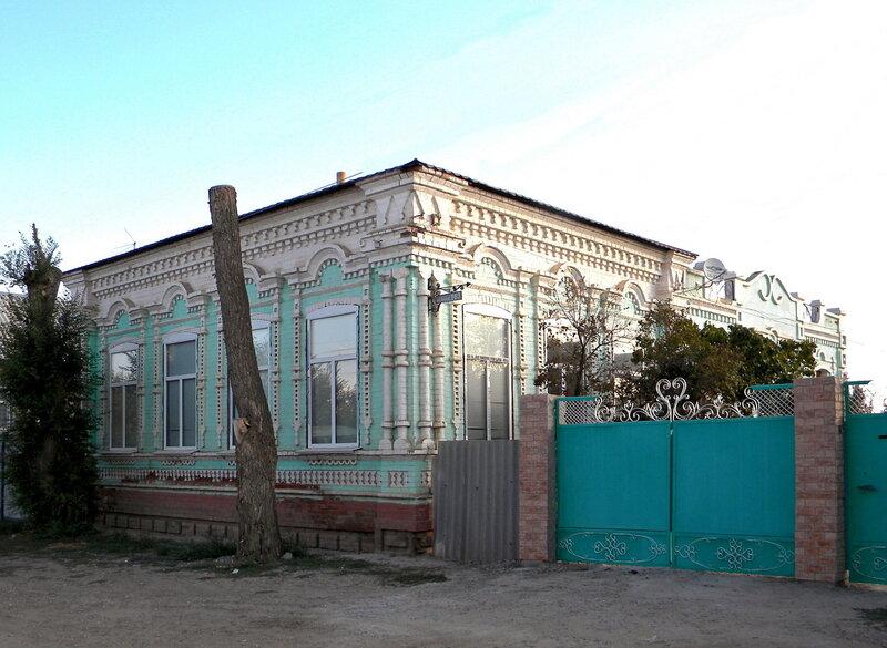 Облик города Ленинск Волгоградской области.