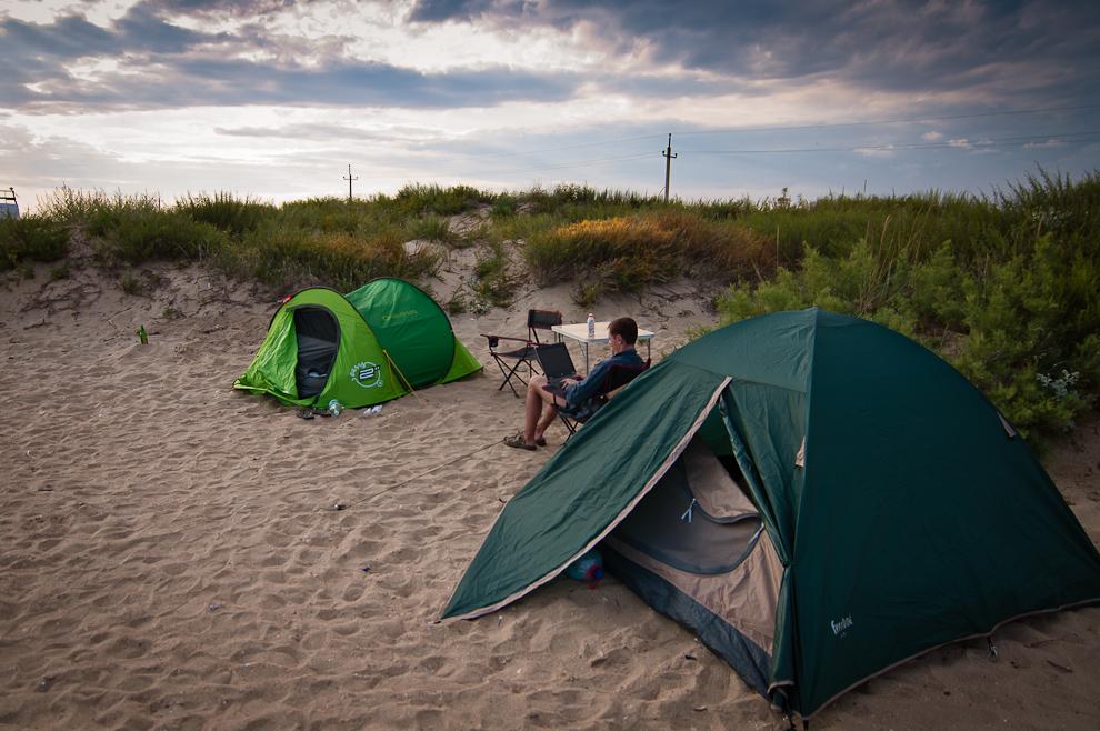 Лагерь - BeeKiteCamp 2012