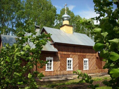 Церковь - не предмет для оскорблений! Кировская область, Шабалинский район
