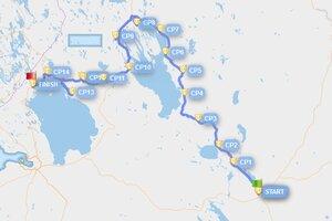 отчет о Марафоне 1200 км Вологда-Онего-Ладога 2012