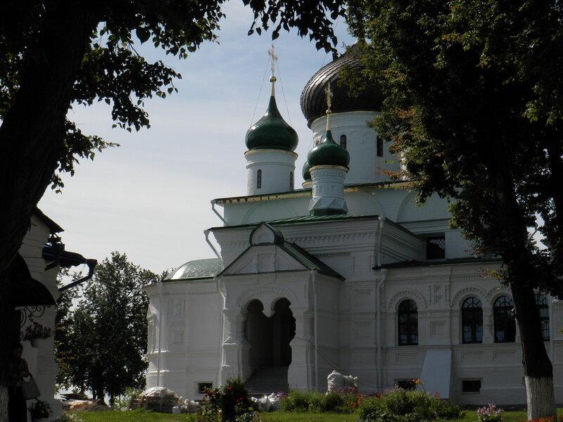 Федоровский женский монастырь