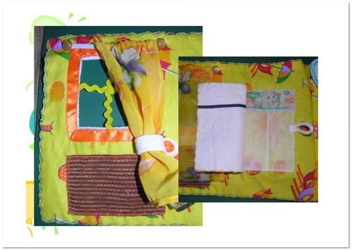 Развивающие игрушки своими руками. Сказочный домик своими руками