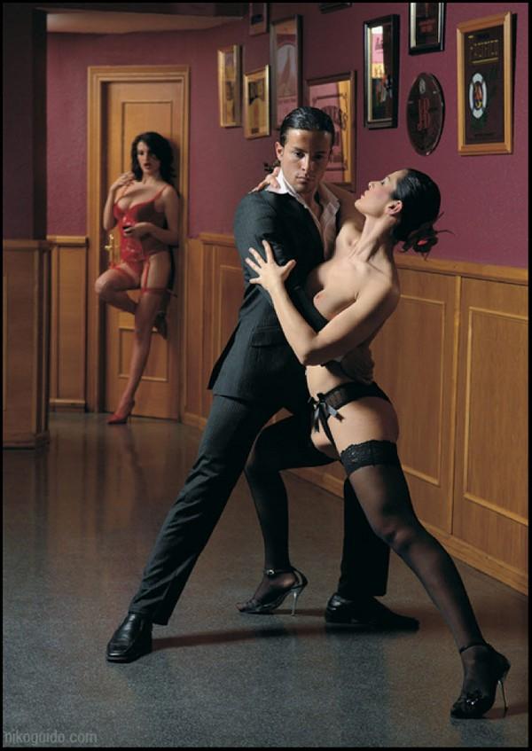 Naked girls on tango, asian girl creampie