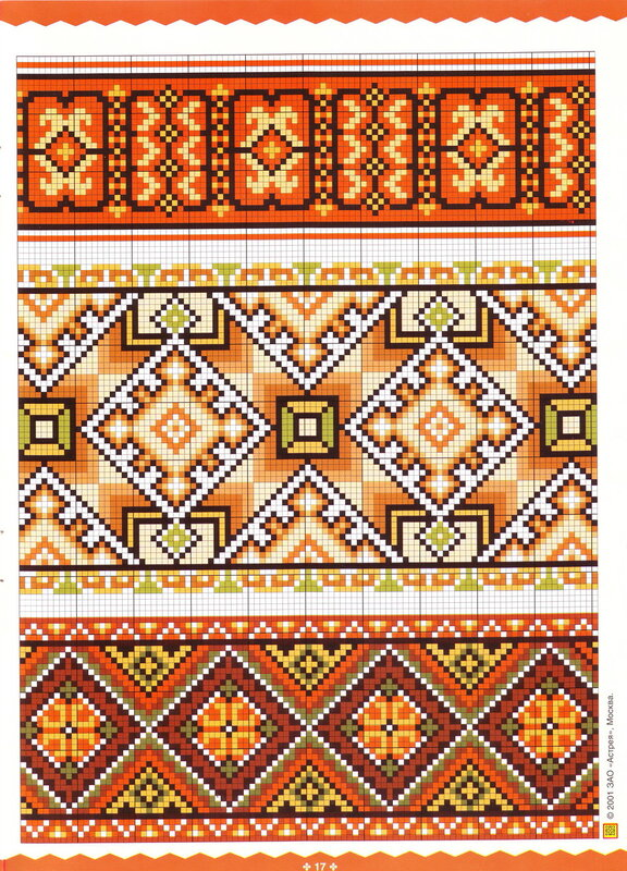 Славянский орнамент на фенечках схемы.