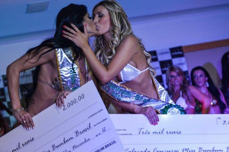 Miss Bumbum Brasil 2012