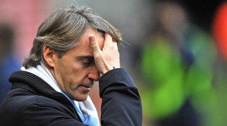 Роберто Манчини проспал интересные моменты «Манчестер Сити»