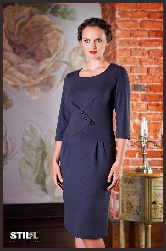 Фото платье для среднего возраста