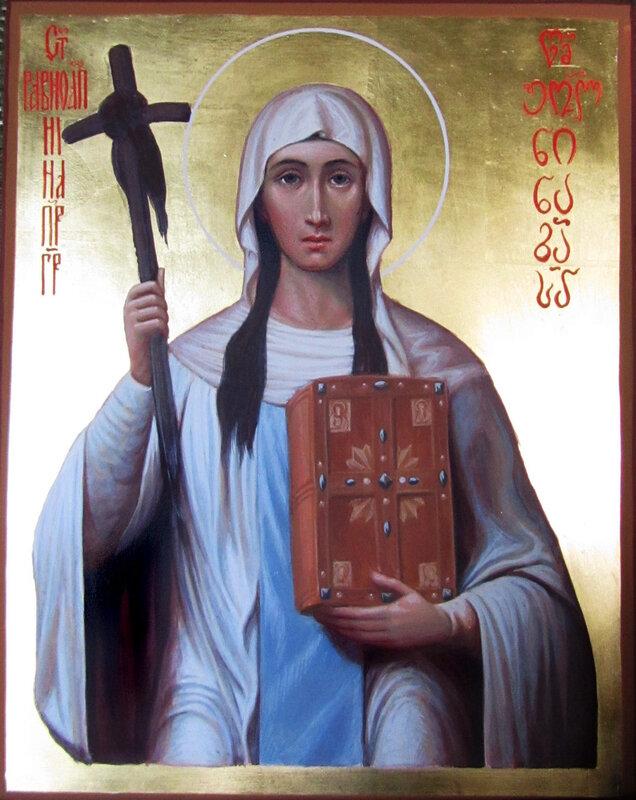 иконы святых: