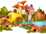 «Fruits_Village_by»  0_8b308_4b715e38_S