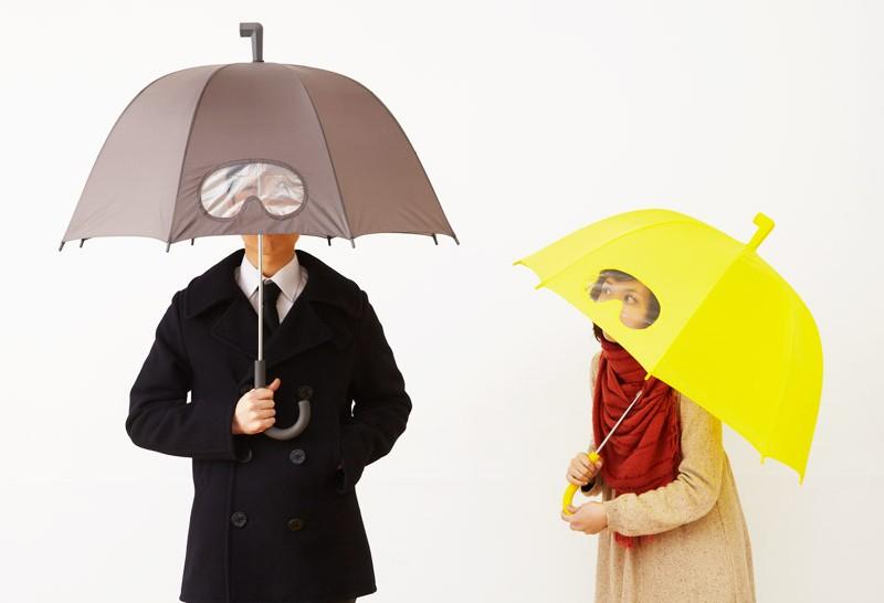 17 потрясающих зонтиков, с которыми нипочем осенние дожди (17 фото)