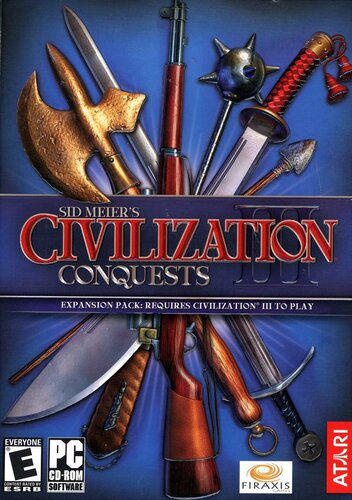 Civilization 3 Conquests Expansion Pack