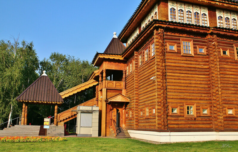 Дворец царя Алексея Михайловича. Коломенское