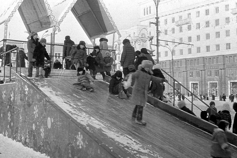 Челябинск. Около 1983 г.