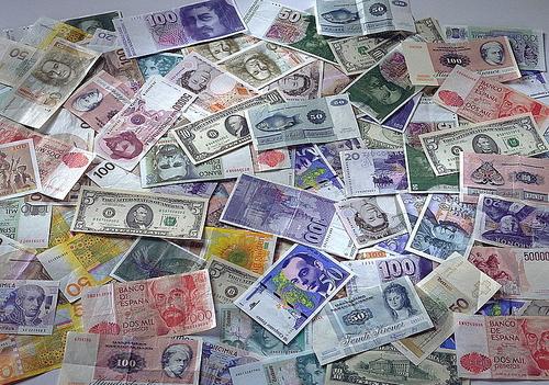 Рассказ о разных деньгах 1 mark 1922