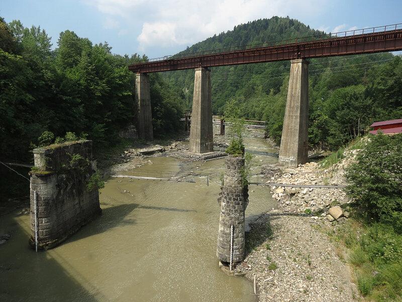 21 арочный мост бетонный боб: