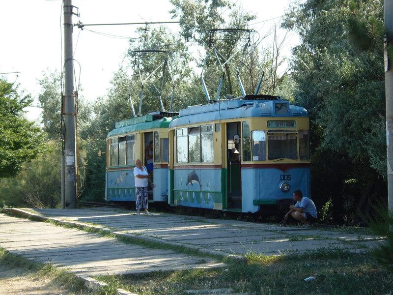Далекий космос и сельский трамвай