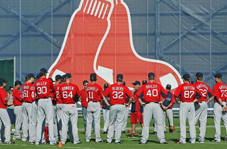 самые дорогие спортивные команды в мире - Boston Red Sox