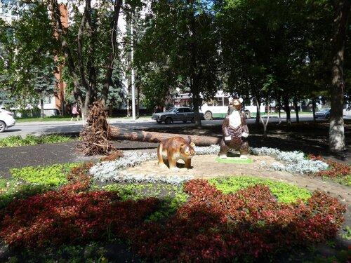 Сквер им. А.С. Пушкина в Пензе, фото с сайта penzalife.info