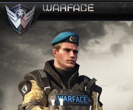 Берет ВДВ в Warface