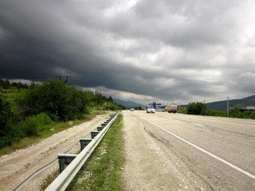 Объездное шоссе