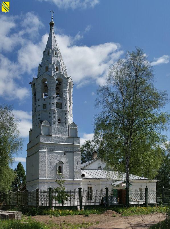 Романов-Борисоглебск (Тутаев). Покровский храм