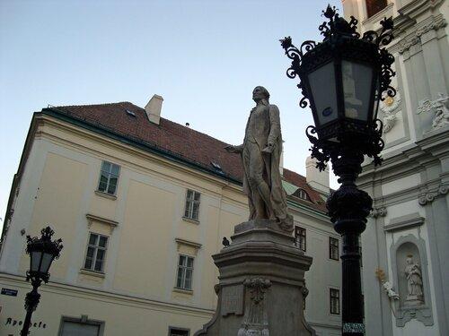 Памятник Францу Йозефу Гайдну
