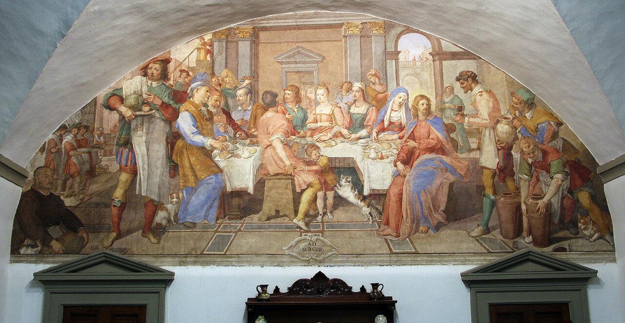 Bernardino_poccetti,_nozze_di_cana,_1604,_01.JPG