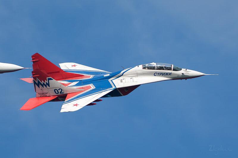 Микоян-Гуревич МиГ-29УБ DSC_3487