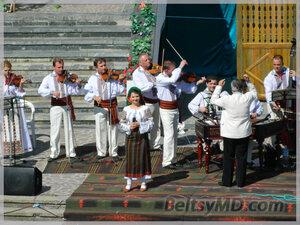 ЖОК выступил на празднике «Лимба Ноастрэ» в Бельцах