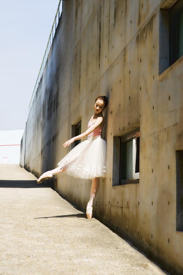 Грация бального танца. Фотограф YoungGeun Kim