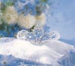 Свадебные украшения из бисера.