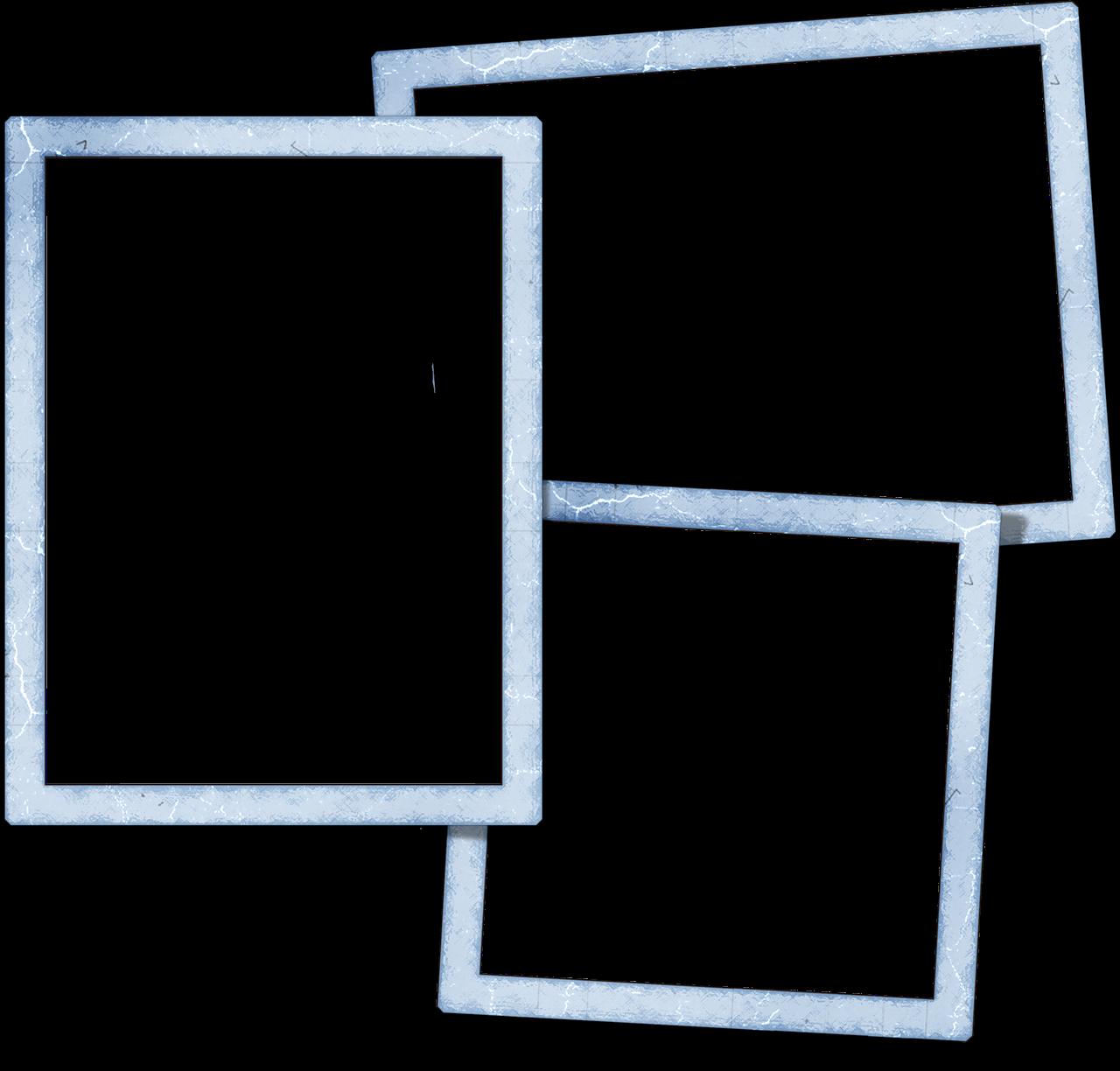 рамки для 3 фото
