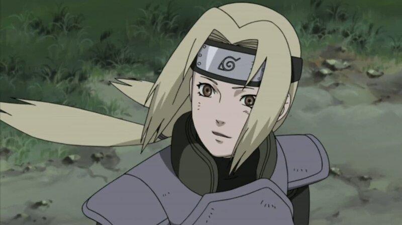 Tsunade Naruto.