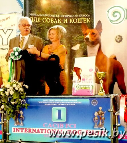 CACIB WINNER-2012