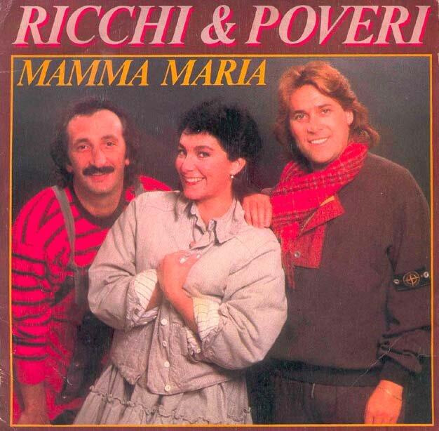Скачать песню итальянских исполнителей