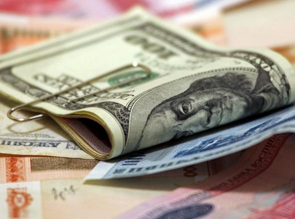 Доллар иевро увеличились вцене— Свежие курсы