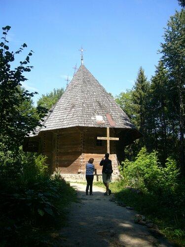 Музей Шевченковский гай