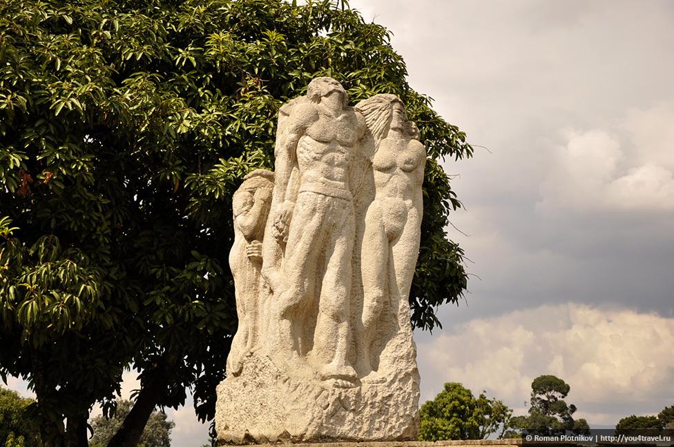 0 14e9ca 8bf3f816 orig День 171. Кладбище, где похоронен колумбийский наркобарон Пабло Эскобар, и его дом в Медельине