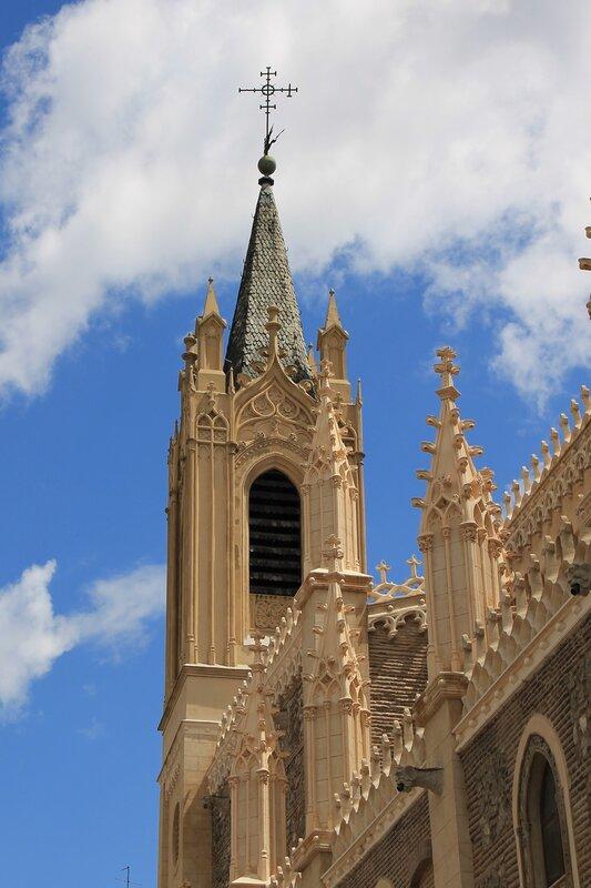 Мадрид. Церковь Святого Иеронима (Iglesia de San Jerónimo El Real)
