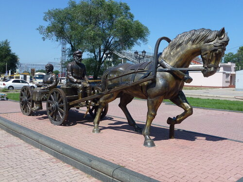 Биробиджан памятник евреям