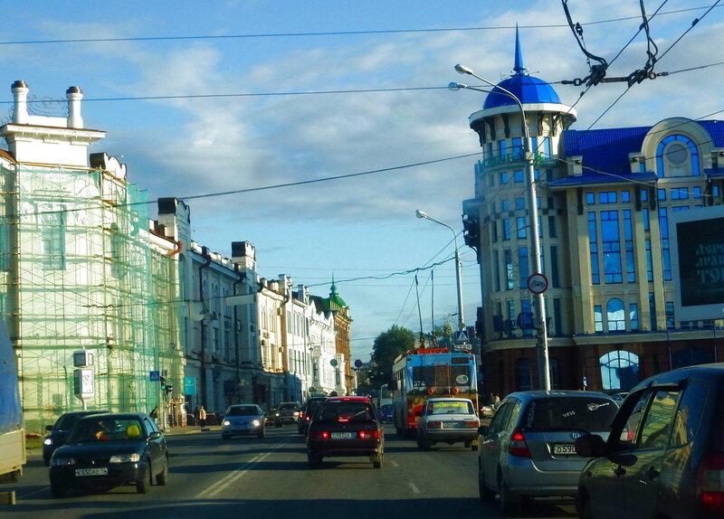 Архитектура Томска: главная улица